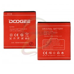 Аккумулятор (акб) для Doogee X5 усиленный, (Li-ion 3.7V 3100mAh)
