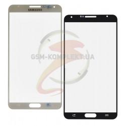 Скло корпусу для Samsung N900 Note 3, N9000 Note 3, N9005 Note 3, N9006 Note 3, біле