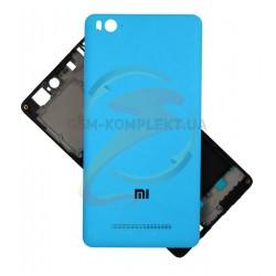 Корпус для Xiaomi Mi4c, синий