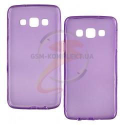 Чехол защитный для Samsung A300 Galaxy A3, силиконовый