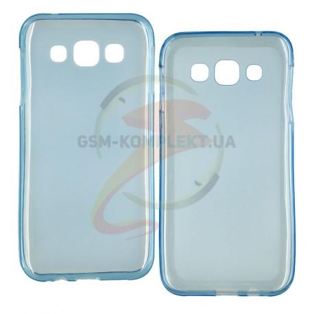 Чехол защитный для Samsung E500H Galaxy E5, силиконовый
