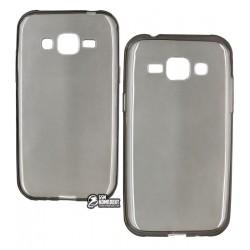 Чехол защитный для Samsung J100 Galaxy J1 Duos, силиконовый