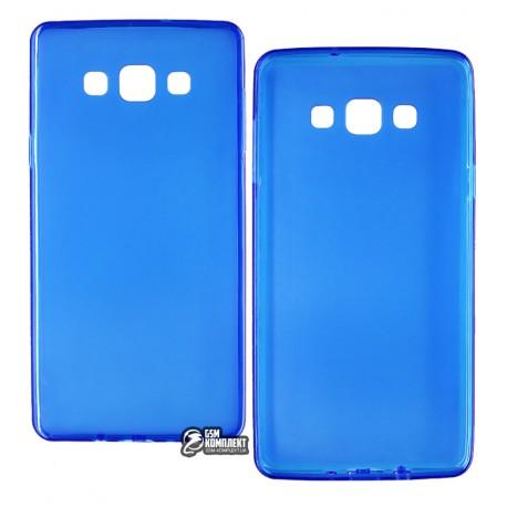 Чехол защитный для Samsung A700 Galaxy A7, силиконовый