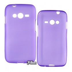 Чехол защитный для Samsung G313HU Galaxy Ace 4 Duos, силиконовый