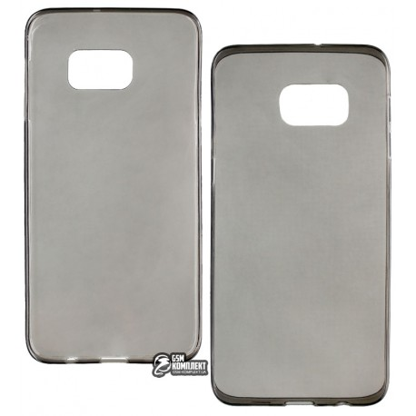 Чехол защитный для Samsung N9200 Galaxy Note 5, силиконовый, черный