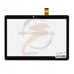"""Tачскрин (сенсорный экран, сенсор) для китайского планшета 10"""", 51 pin, с маркировкой SQ-PG1048B01-FPC-A0, для Bravis NB106 3G,"""