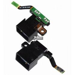 Коннектор handsfree для Samsung G935F Galaxy S7 EDGE, G935FD Galaxy S7 EDGE Duos, со шлейфом
