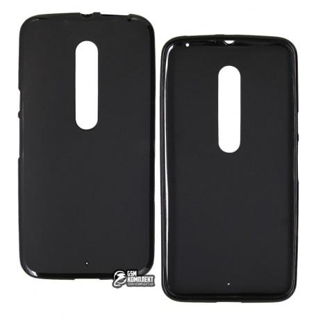 Чехол-накладка TOTO matte Motorola Moto X Style XT1572 черный