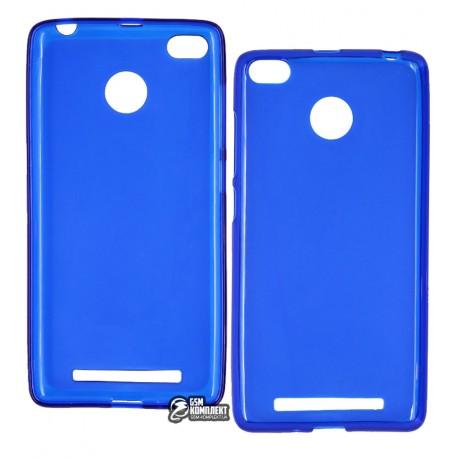 Чехол-накладка TOTO matte Xiaomi Redmi 3s Blue