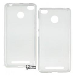 Чехол-накладка TOTO matte Xiaomi Redmi 3s прозрачный