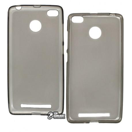 Чехол-накладка TOTO matte Xiaomi Redmi 3s Grey