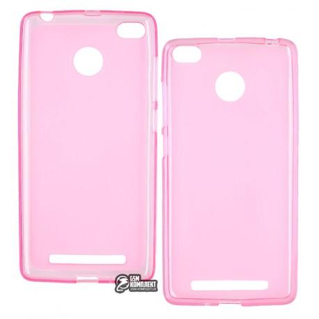 Чехол-накладка TOTO matte Xiaomi Redmi 3s Pink