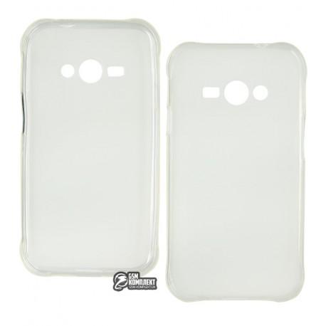 Чехол-накладка TOTO matte Samsung Galaxy J1 Ace J110H DS прозрачный