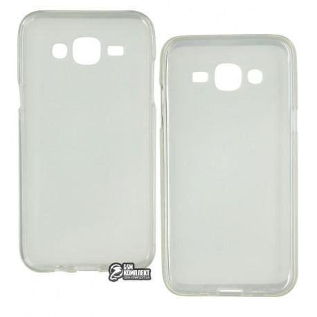 Чехол-накладка TOTO matte Samsung Galaxy J5 J500H/DS прозрачный