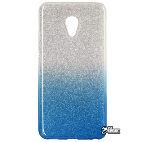 Чехол-накладка TOTO Rose series Gradient Meizu M5 Blue