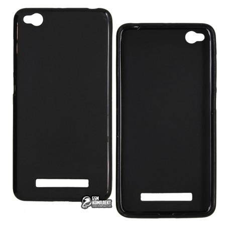 Чехол-накладка TOTO TPU case matte Xiaomi Redmi 4a Black