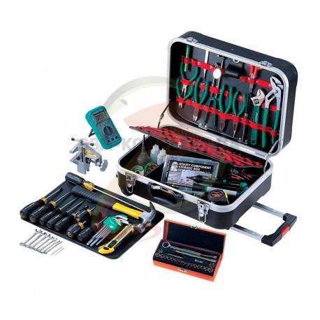 Набор инструментов в кейсе Pro'sKit PK-15308BM, электромонтажный