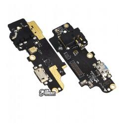 Шлейф для Meizu M5 Note, коннектора зарядки