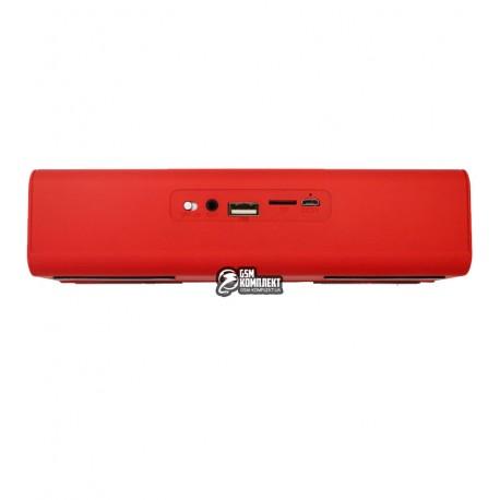 Портативная колонка WJ-B23, Bluetooth, Power Bank 4000 mAh