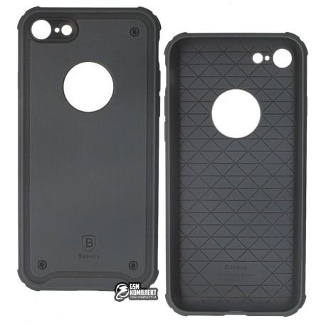 Чехол-накладка Baseus Shield Case для iPhone 7 серая