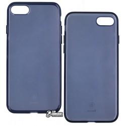 Чехол защитный Baseus Simple Series Clear для iPhone 7 силиконовый, прозрачный
