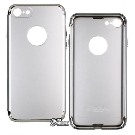Чехол защитный DUZHI Combo Mobile Phone Case для iPhone 7 Silver