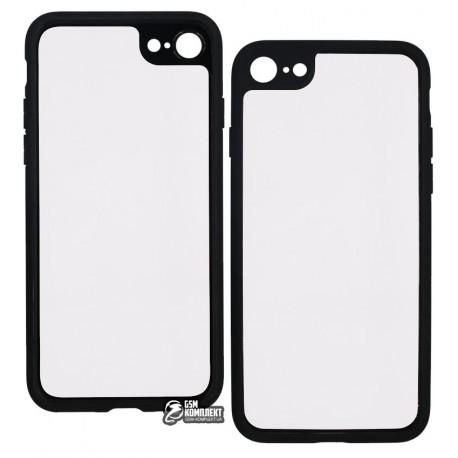 Чехол защитный DUZHI Super slim Mobile Phone Case для iPhone 7 Clear/Black