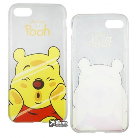 Чехол защитный Disney для iPhone 7 Winnie the Pooh
