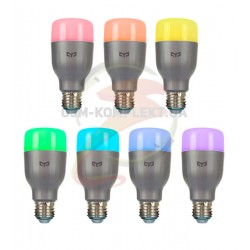Led-лампа Xiaomi Yeelight LED Smart Bulb RGB