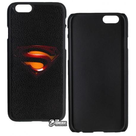 Чехол Super hero superman для iPhone 6/6S цветной