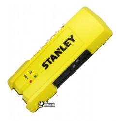 Детектор скрытой проводки и неоднордных материалов STANLEY STHT0-77050