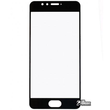Закаленное защитное стекло Mocolo 2.5D Full Cover Tempered Glass Meizu M5s, черная