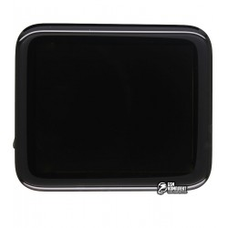 Дисплей для умных часов Apple Watch 42mm, черный, с сенсорным экраном