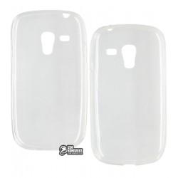 ЧехолультратонкийдляSamsungI8190GalaxyS3mini,силиконовый,прозрачный