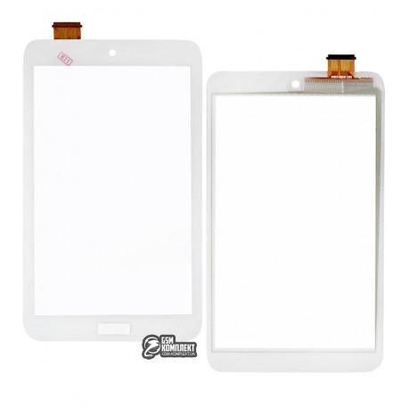 Тачскрін для планшету Asus MeMO Pad 8 ME180A, білий