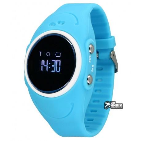 Детские часы Smart Baby Watch GW300S (Q520S) c GPS, водонепроницаемые, Wi-Fi датчик снятия