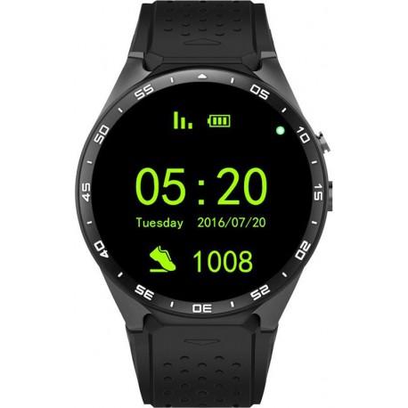 Смарт часы King Wear Smart Watch KW88, Android 5.1, черные