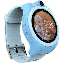 Детские часы Q610 Kid, с 1,4 IPS дисплеем, Wi-Fi и GPS трекером