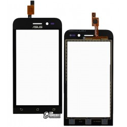 Тачскрин для Asus Zenfone Go (ZB452KG), черный