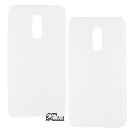 Чехол ультратонкий для Xiaomi Redmi Note 4, силиконовый, прозрачный