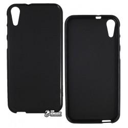 Чехол силиконовый для HTC Desire 830 Dual Black