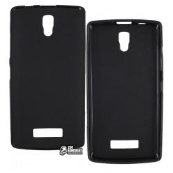 Чехол силиконовый для Lenovo A2010 Black