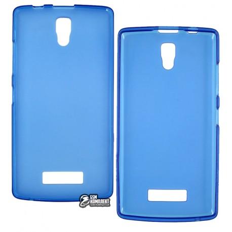 Чехол силиконовый для Lenovo A2010 Blue