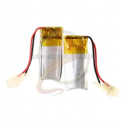 Аккумулятор универсальный (акб), для телефона, планшета, GPS, 25 мм, 11 мм, 4,8 мм, Li-ion, 3,7 В, 120 мАч