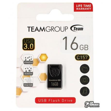 Флешка 16 Gb Team C157 Black (TC157316GB01)