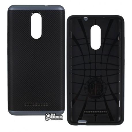 Чехол-накладка DUZHI Hybrid 2 in 1 Mobile Phone Case Xiaomi Redmi Note 3 серый