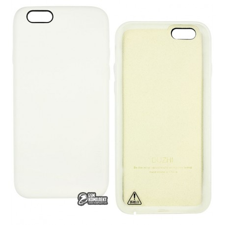 Чехол защитный DUZHI Leather Mobile Phone Case iPhone 6/6s белый