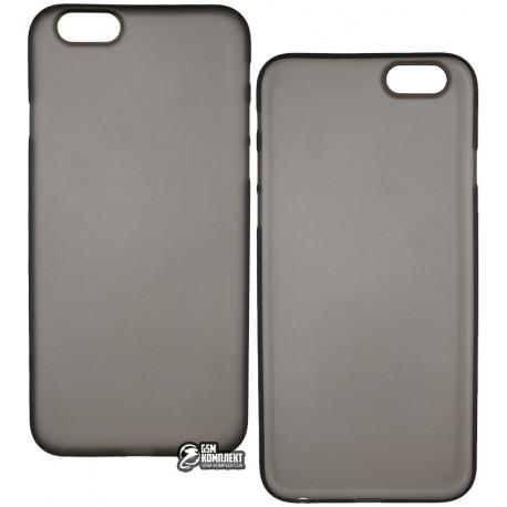 Чехол защитный TOTO для iPhone 6/6s ультратонкий пластик