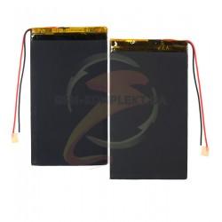 Аккумулятор универсальный, 115 мм, 64 мм, 2,6 мм, Li-ion, 3,7 В, 2100 мАч