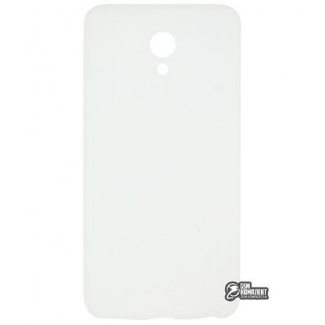 Чехол защитный для Meizu M5 Note, pvc, белый